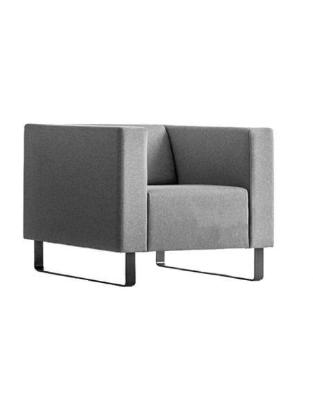 Sofa oficina Avalon de Inclass de varias plazas