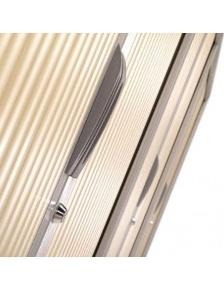 Detalle persiana armario oficina persiana vertical de Gapsa en blanco