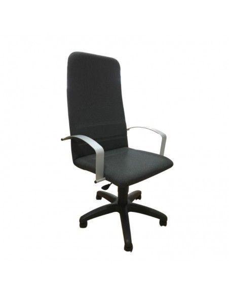Silla despacho Confort de Tecno-Ofiss en negro