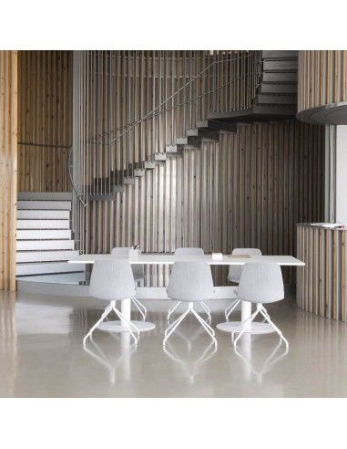 Silla confidente lena laoficinaonline muebles de for Muebles oficina online