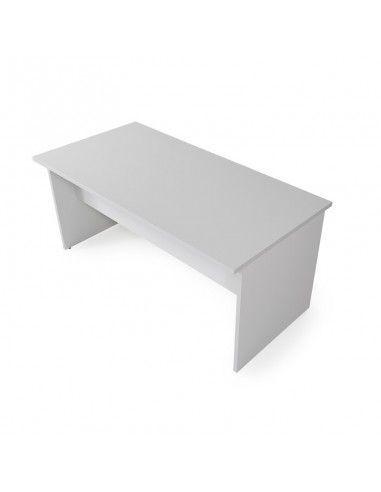 Mesa escritorio oficina de JGorbe en color gris claro