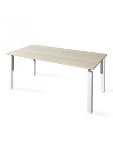 Mesa escritorio oficina serie Eco de JGorbe en acacia