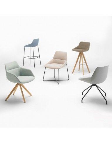 Pack 6 sillas fija quadrat tienda de muebles online - Portico muebles catalogo ...