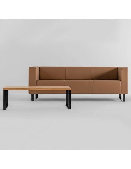 Sofa oficina Avalon de Inclass de varias plazas