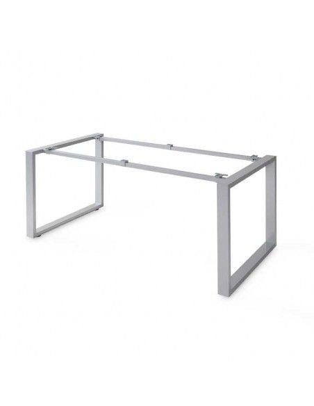 estructura metálica gris aluminio serie Skala de JGorbe