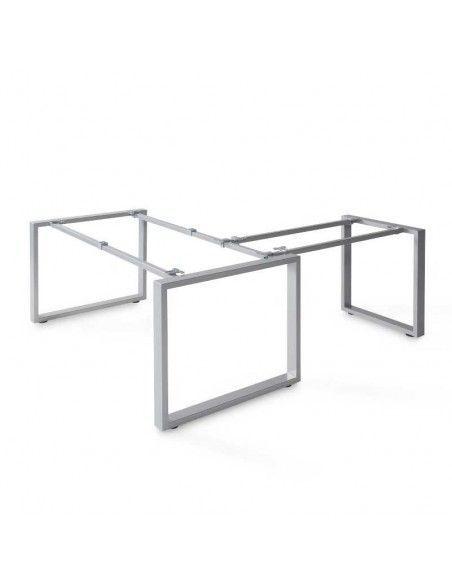 estructura mesa de trabajo y ala auxiliar skala de jgorbe