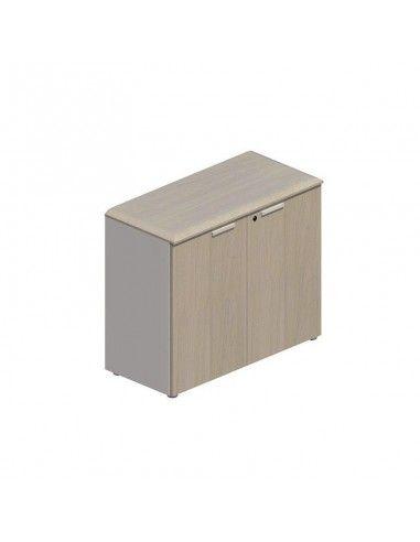 Mueble auxiliar para mesa de oficina serie g3 la oficina for Mesa auxiliar oficina