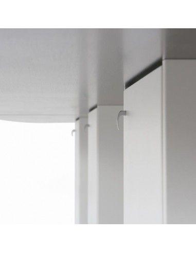 Sof modular curve de 1 plaza la oficina online for Muebles oficina online