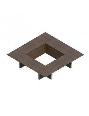 Sof modular curve forma recta con brazo la oficina online for Muebles oficina online