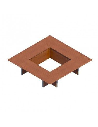 mesas cuadradas jgorbe