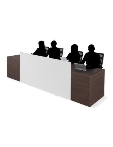 Panel decorativo mesa salon de actos