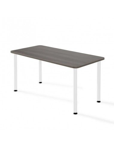 mesa con patas metalicas jgorbe