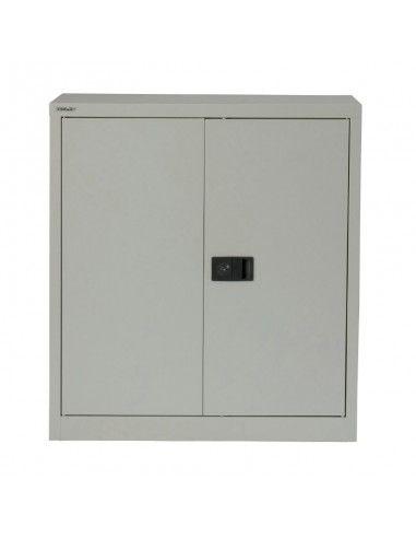 Armario metalico taller puerta abatible de 1 estante de Gapsa en beige