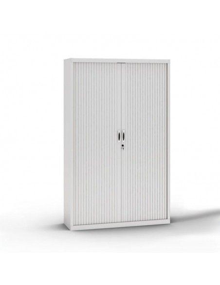 Armario oficina metálcio de persiana vertical de 220 cm. altura de Gapsa