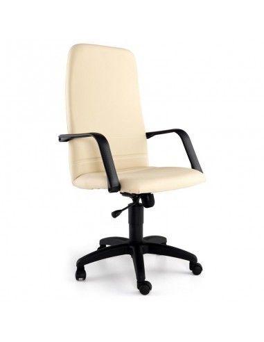 Silla despacho Confort de Tecno-Ofiss en beige