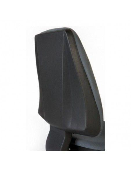 Detalle respaldo silla escritorio Adapta de Dileoffice