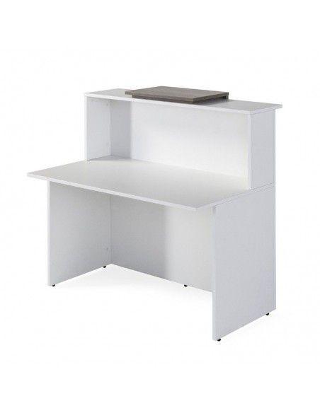 mueble recepcion basic blanco jgorbe