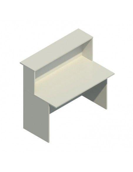 Mostrador recepcion Basic de JGorbe en gris claro