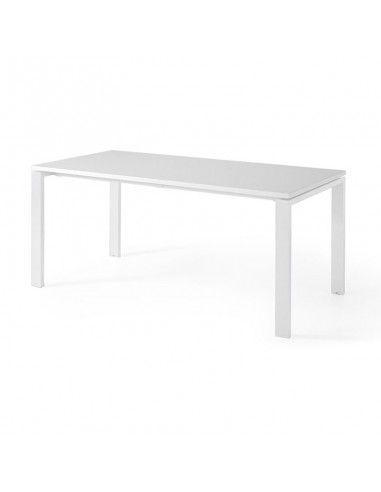 Mesa escritorio para oficina serie Pórtico de JGorbe
