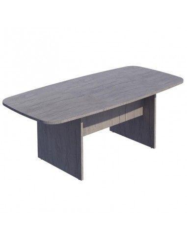 mesa reuniones 2 metros color rectangular jgorbe