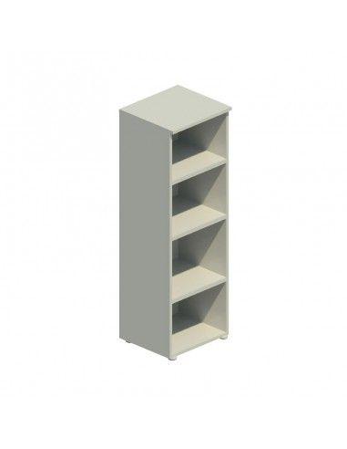 estanterías madera oficina jgorbe