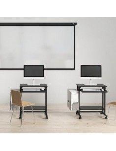 Mesa escritorio pequeño para ordenador de systemtronic