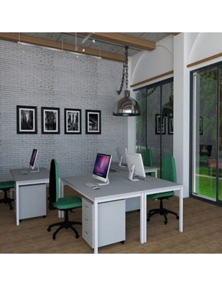 Mesa escritorio oficina Lite