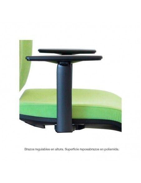 Brazos regulables para sillón de oficina Kind de Tecno-Ofiss