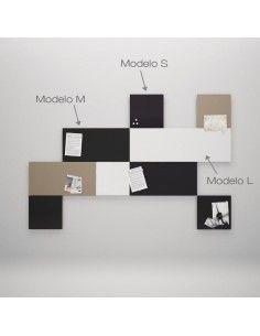 Paneles metálicos modular de systemtronic