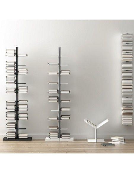 Estanteria libreria de pared Usio de Systemtronic