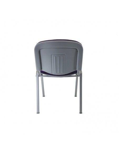 Silla escritorio sin ruedas Xauen de Tecno-Ofiss