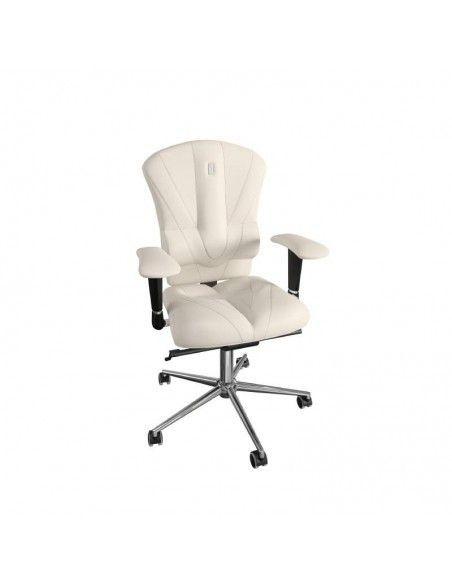 Silla ergonomica Victory de kulik system en blanco