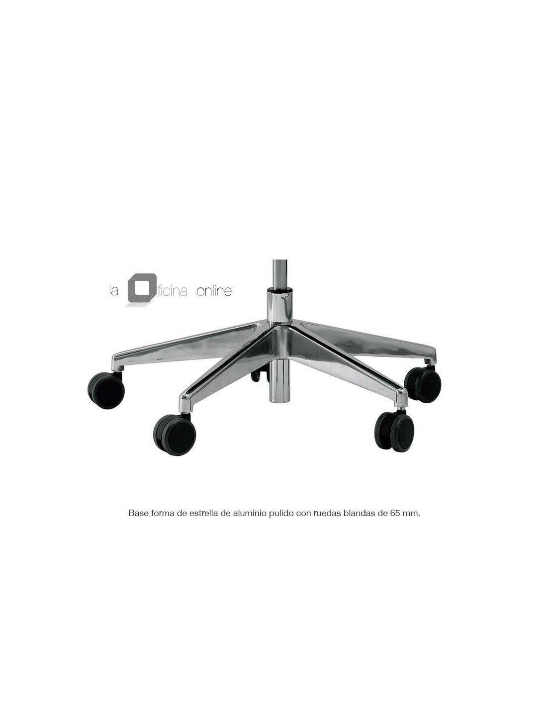 Sillas Estrella Y SillonesLa Oficina Para Aluminio Online Pulido Base De 0wkX8OnP