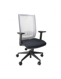 Silla de escritorio Kind malla de tecno ofiss