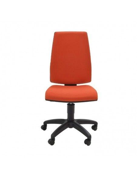 Silla escritorio Open de tecno ofiss en rojo