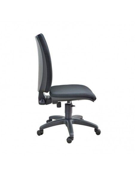 Silla de escritorio Myst de Tecno-Ofiss en color negro