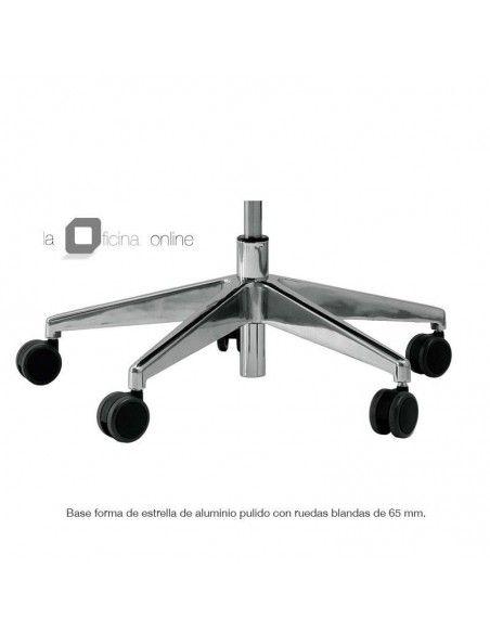 Base con ruedas para sillón Kind de tecno-ofiss