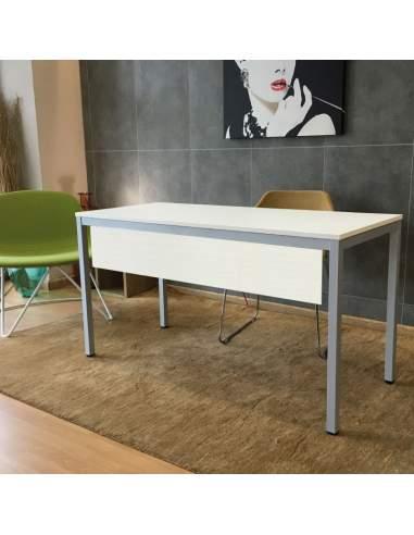 Faldón mesa oficina Lite de Kesta