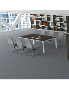 Mesa de reuniones Metrik de Kesta