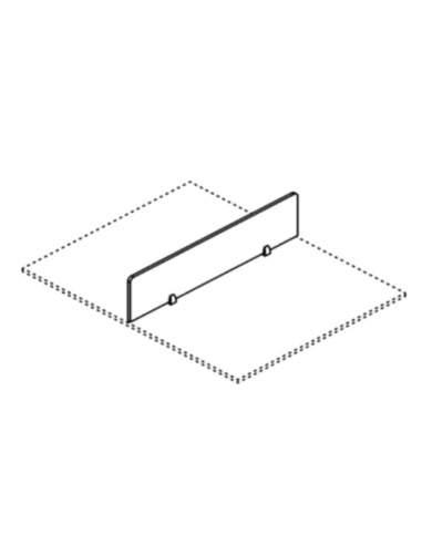 panel separador para bench isla de trabajo en grupo de aic