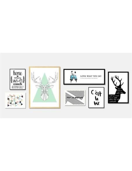 cuadros minimalistas para habitacion