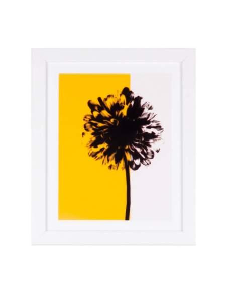 cuadro moderno yellow tree