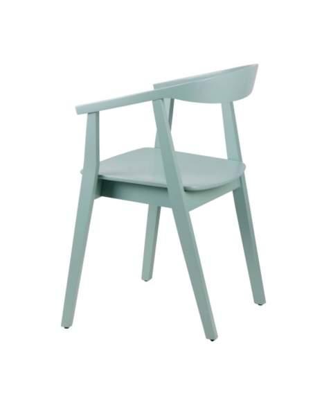 sillas oficina madera