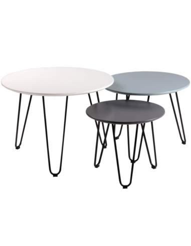 pack mesas auxiliares fabio somcasa estilo nordico