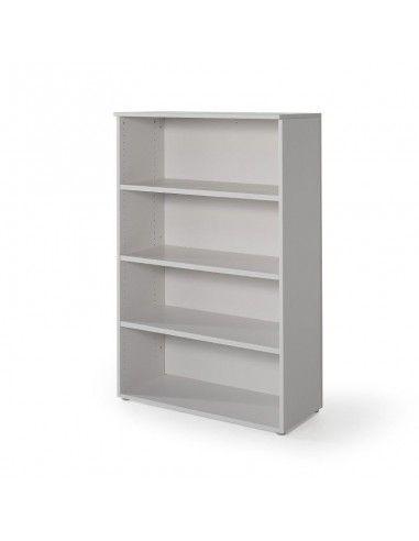 Armario oficina blanco mediano de JGorbe en gris