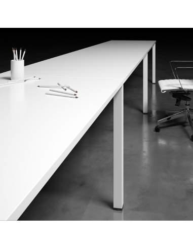 Mesas escritorio trabajo en grupo Arco de AIC