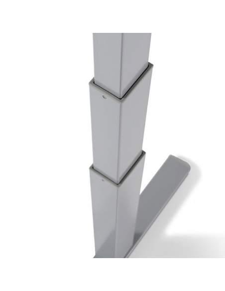 Pata elevable mesa oficina Level de JGorbe
