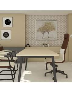 Mesas para aula, mesas para formación, mesas clase | La ...