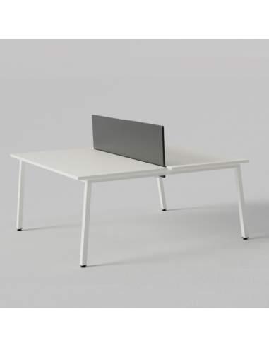 Panel separador mesa oficina trabajo en grupo Torii de Kesta