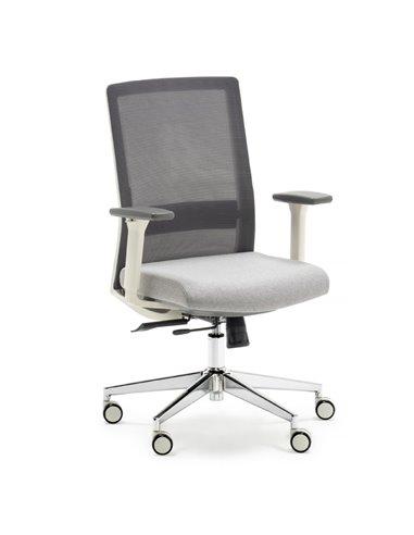 silla ergonomica xxl niza de euromof